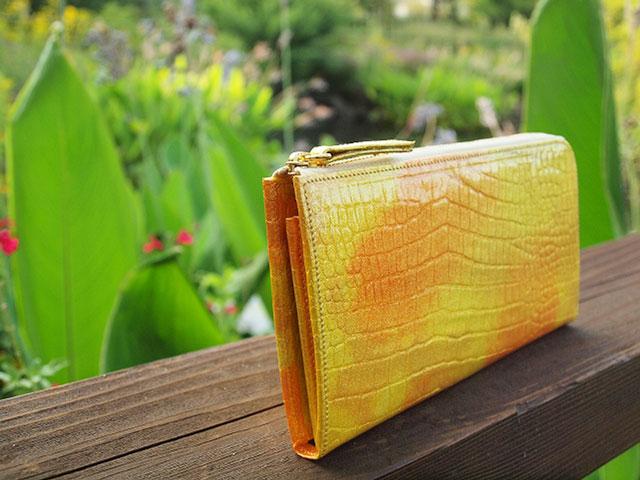 私が買った財布